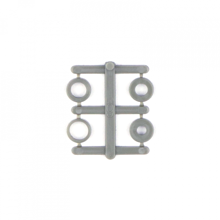 Orange HD Propellers 1447(14X4.7) Glass Fiber Nylon Gray 1CW+1CCW-1pair