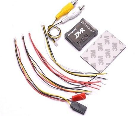 Pro DVR Mini Audio-Video Recorder for FPV RC Multicopters