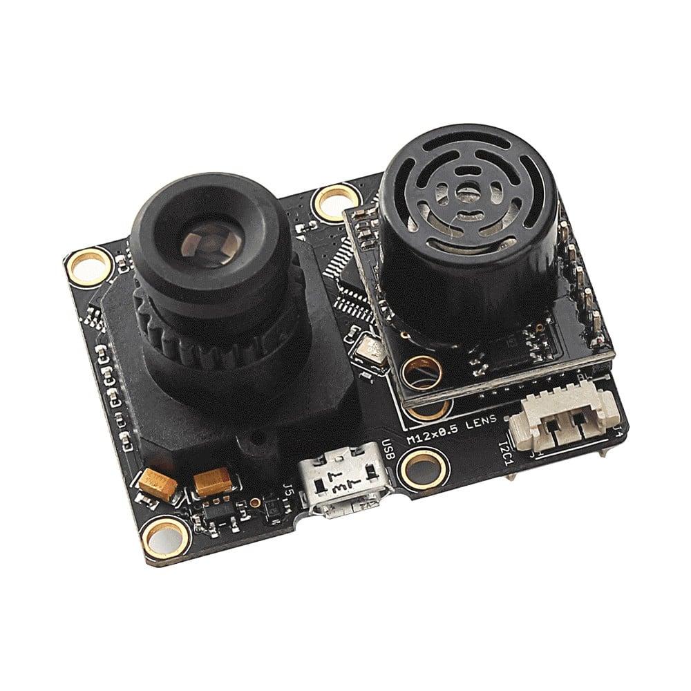 Optical Flow Sensor Smart Camera V1.3.1 for PX4 Flight Controller With Sonar