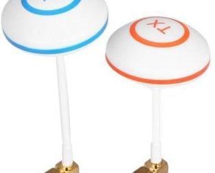 5.8G 3dBi FPV TX RX Antenna Pair (SMA-Plug)