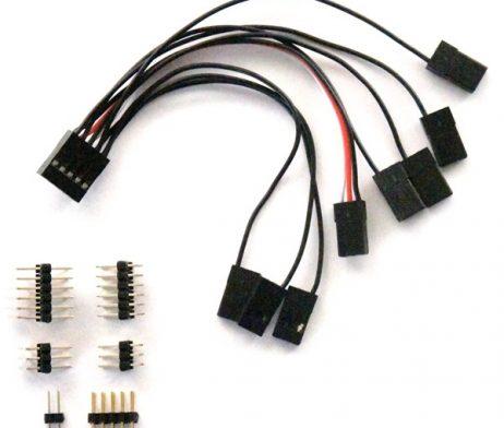 NAZE32 Receiver Cable