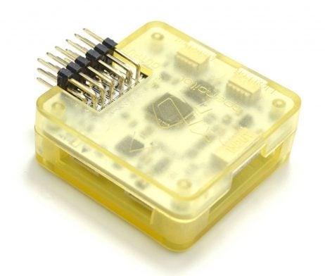 OpenPilot CC3D EVO Flight Controller Side Pin