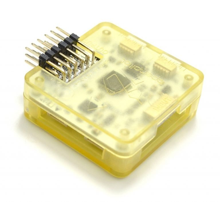 OpenPilot CC3D EVO Flight Controller Side Pin