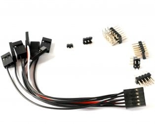 NAZE32 Receiver Cable