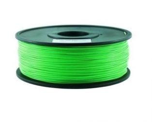 WANHAO Nuclear Green ABS 1.75 mm 1 KG Filament for 3d printer – Premium Quality