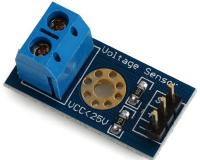Voltage Detection Sensor Module 25V