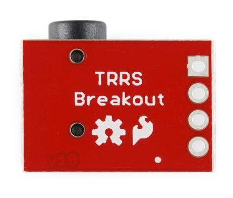 CJMCU-TRRCJMCU-TRRS 3.5mm Audio VideoS 3.5mm Audio MP3 Stereo Headphones Video Microphone Interface Module