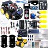 UNO Smart Robot Car Kit V 3.0. Intelligent and Educational Kit for Kids