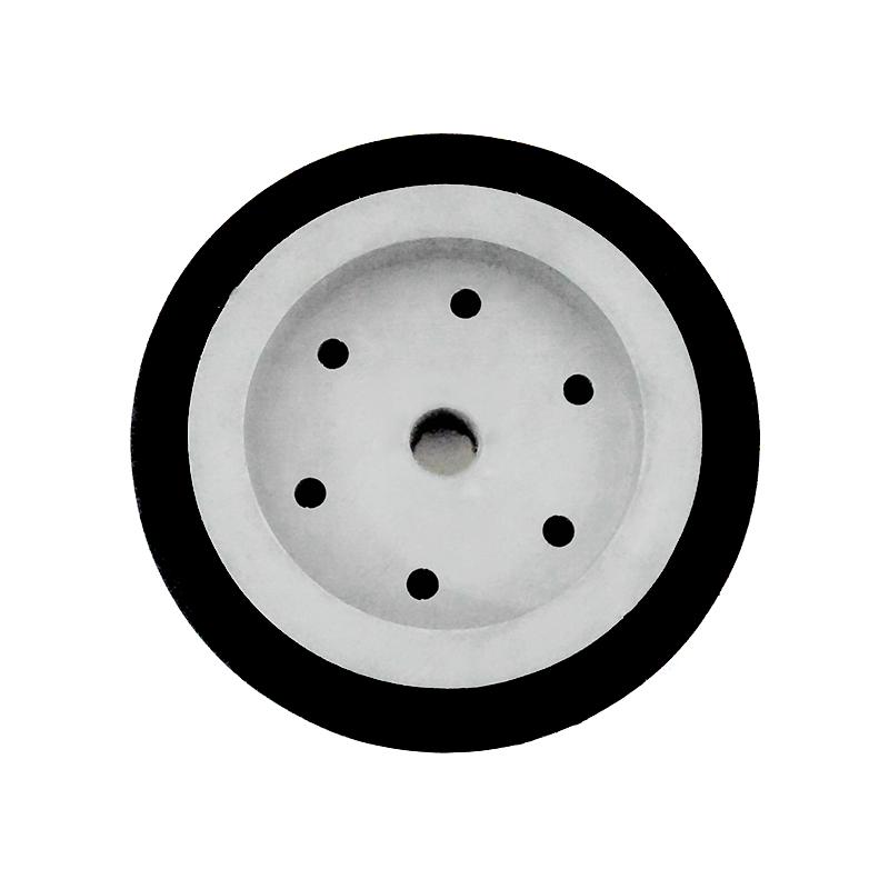 EasyMech 100mm Modified Heavy Duty(HD) Disc Wheels Gray - 4Pcs