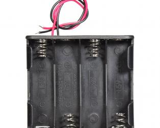 4 aa battery holder box1