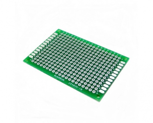 4 by 6 cm Universal PCB Prototype Board Double-Sided