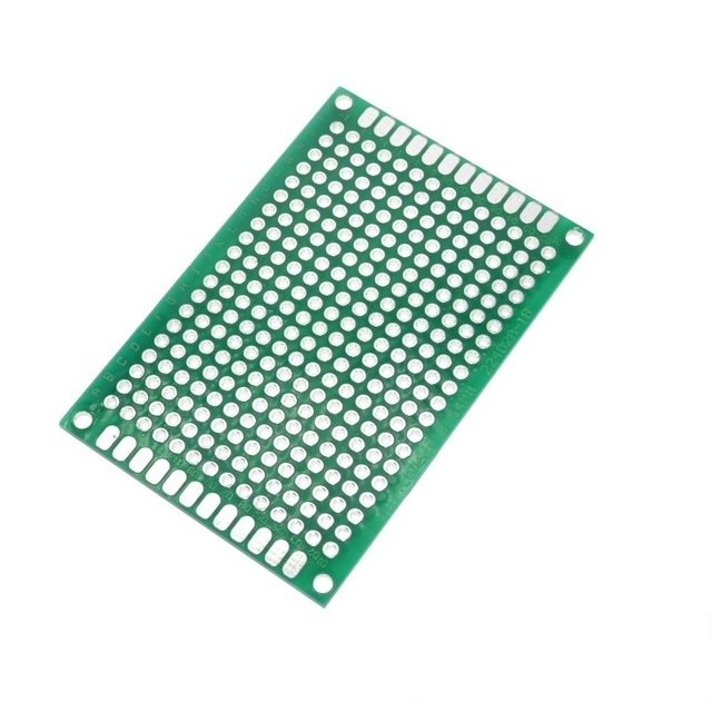 4x6 cm Universal PCB Prototype Board Double-Sided