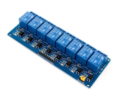 8 RoadChannel Relay Module (with light coupling) 24V - Robu (1)