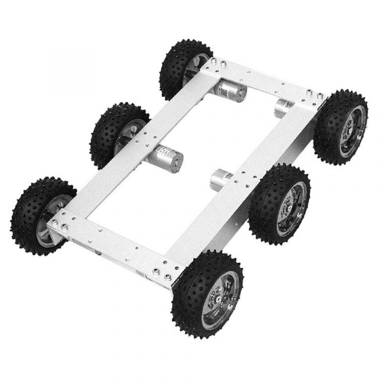 85MM Large Robot Smart Car Wheel
