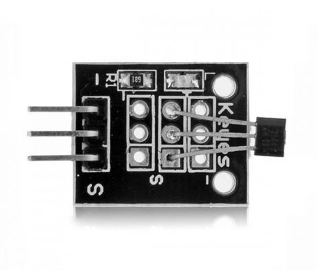 A3144 Hall Effect Sensor