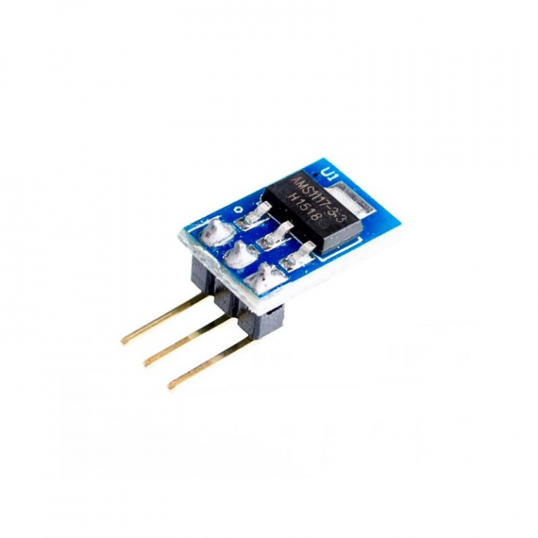 AMS1117-3.3 LDO 800MA DC 5V to 3.3V Power Supply Module