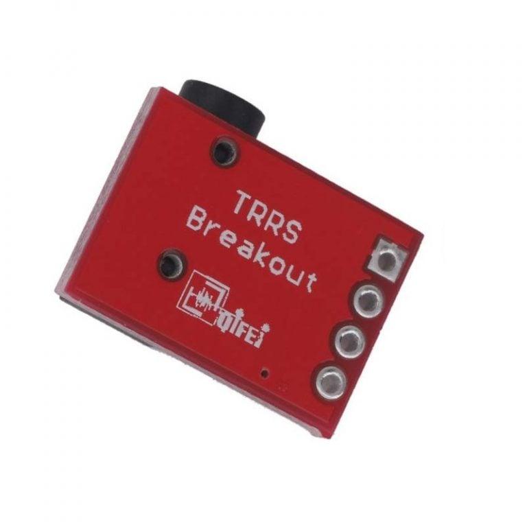 CJMCU-TRRS 3.5mm Jack AV Stereo Module