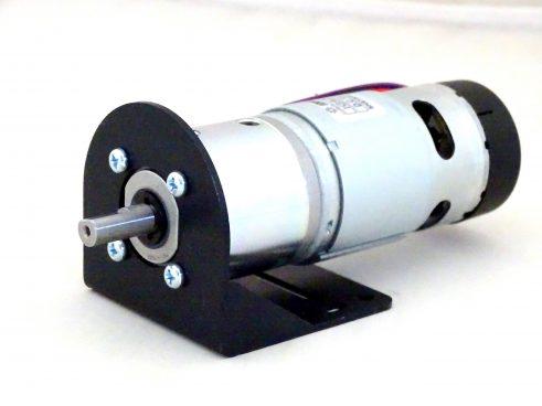 EasyMech Universal Bracket (BEND) For IG42/IG45 & Tauren Planetary DC Geared Motor (Robu.in)