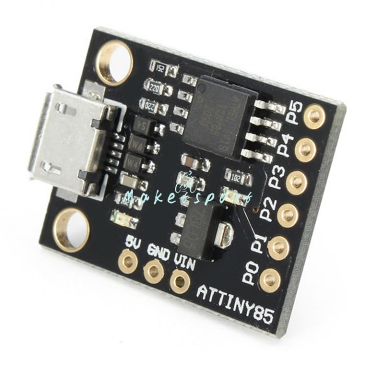 Digispark ATTINY85 Mini USB Development Board