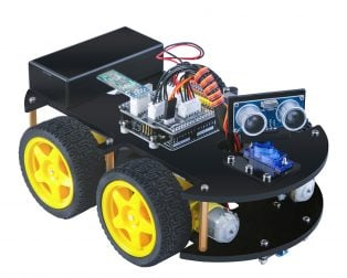UNO Smart Robot Car Kit V 3.0. Intelligent and Educational Kit for Kids