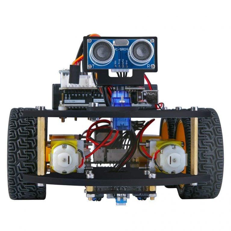 ELEGOaUNO Smart Robot Car Kit V 3.0. Intelligent and Educational Kit for KidsO UNO Smart Robot Car Kit V 3.0. Intelligent and Educational Kit for Kids
