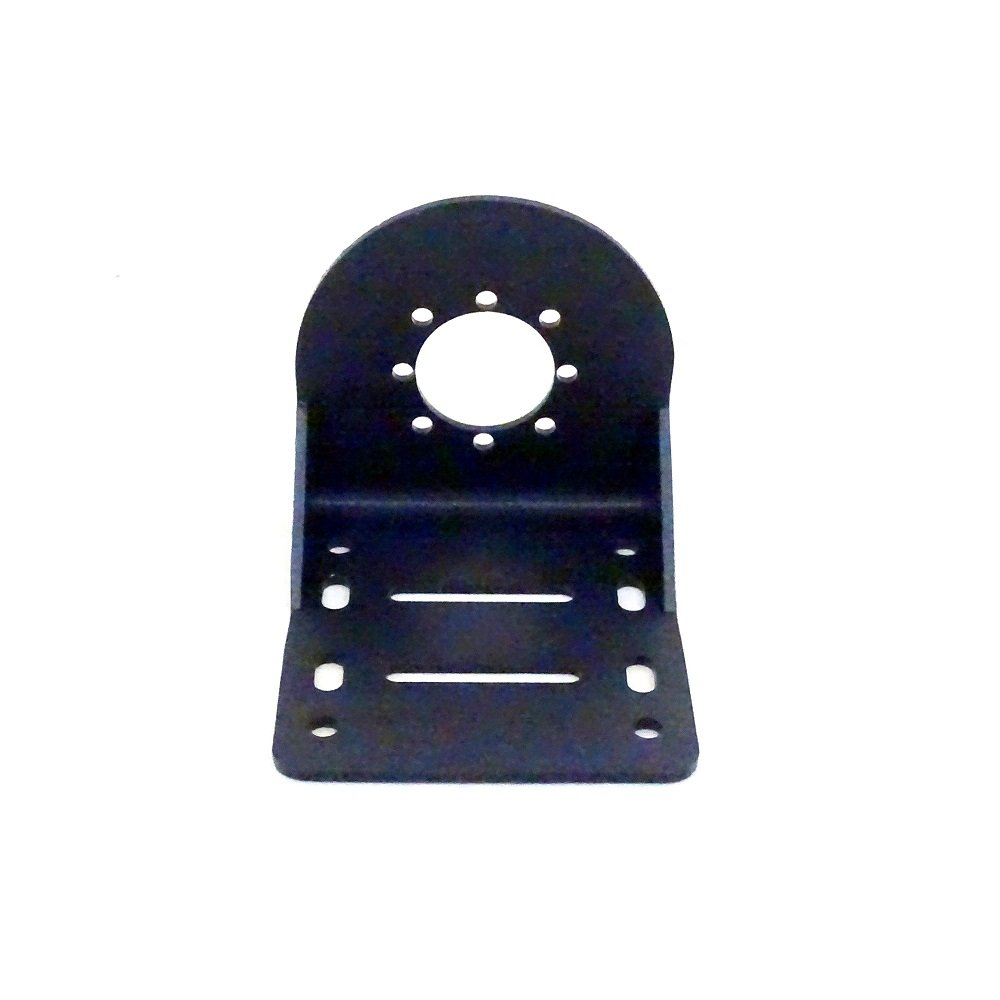 EasyMech Universal Bracket For HD and IG32 Planetary DC Geared Motor (Bend) - ROBU.IN