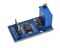 Frequency Adjustable Pulse Generator Module NE555