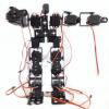Full Set of 17DOF Biped Robot Educational Robotic Kit+(17pcs) MG996+Servo Horn