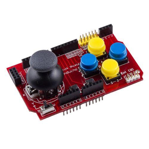 JoyStick Shield Module Robotics Control - Robu in | Indian Online Store |  RC Hobby | Robotics