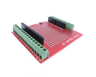 Proto Screw Shield 1.0 For Arduino Uno