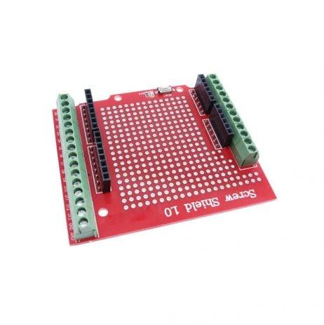 Proto Screw Shield 1.0 For Arduino Uno