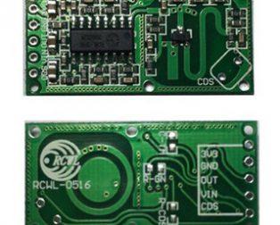 RCWL-0516-board