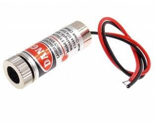 SYD1230 12mm 5mw Red CROSS LINES laser module