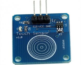 Digital Sensor TTP223B Module Capacitive Touch Switch