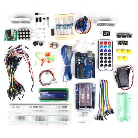 Uno R3 Beginners Kit for Arduino