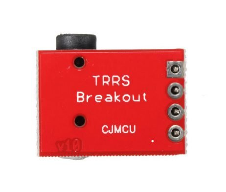 CJMCU-TRRS 3.5mm Audio Video