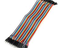 Male to Female Dupont Line 40 Pin 30cm