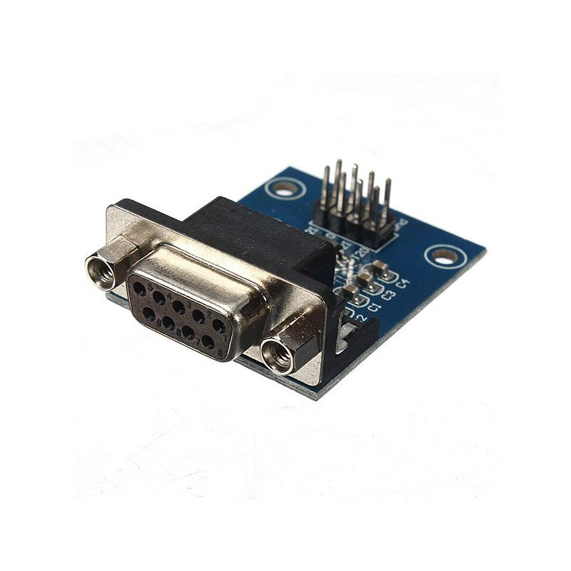 RS232 to TTL Serial Interface Module