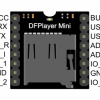 MP3-TF-16P MP3 Disk TF Card Module Serial Port