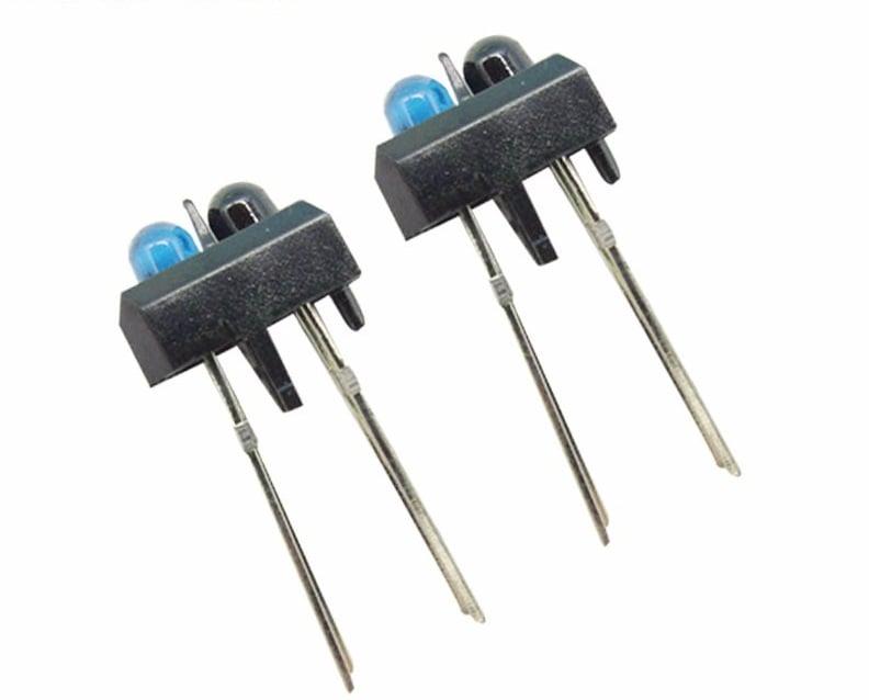 TCRT5000 Reflective IR sensor photoelectric switch (Robu.in)