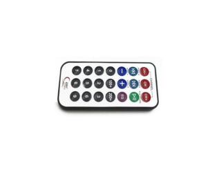 IR Remote Control with Battery