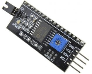IICI2C Serial Interface Adapter Module