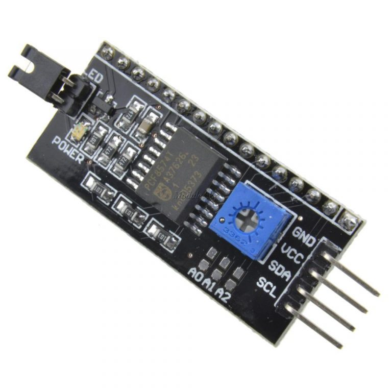 IICI2C Serial Interface Adapter Module