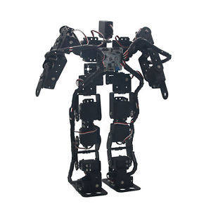 Full Set of 17DOF Biped Robot Educational Robotic Kit+(17pcs) MG996+Servo Horn
