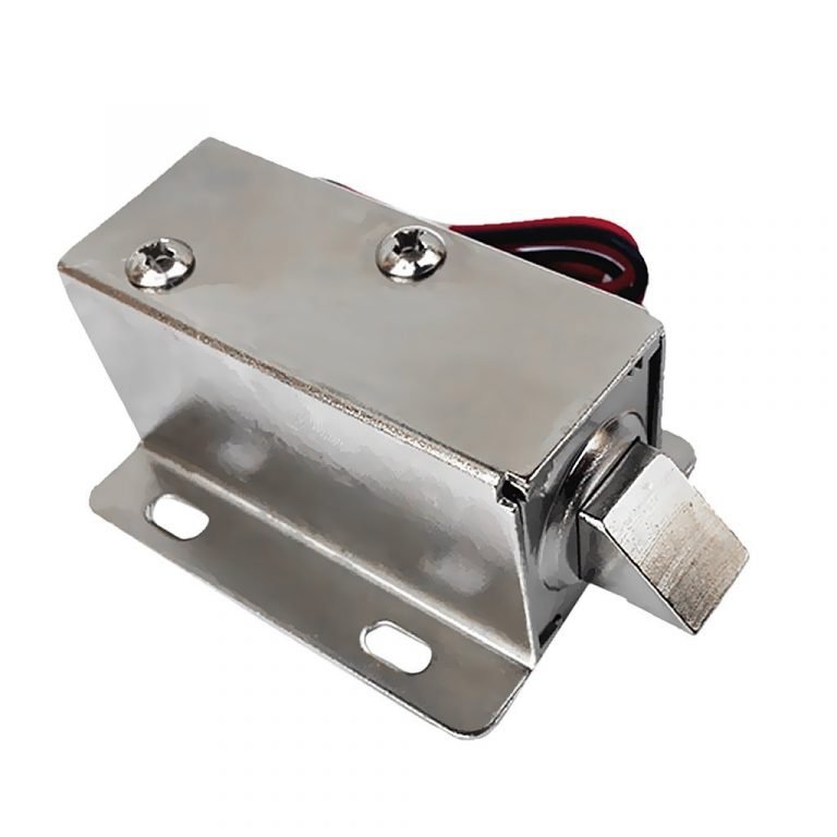 Solenoid Cabinet Door Lock Electric Lock