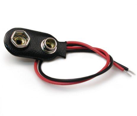 9V 10cm Battery Connector