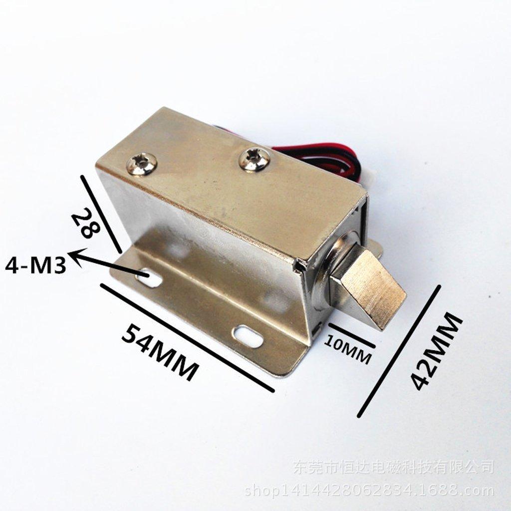 Solenoid Cabinet Door Lock Electric Lock
