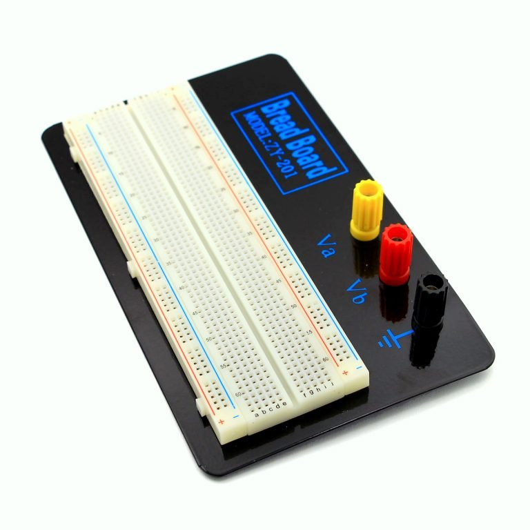 ZY-201 830 Points Solderless Breadboard