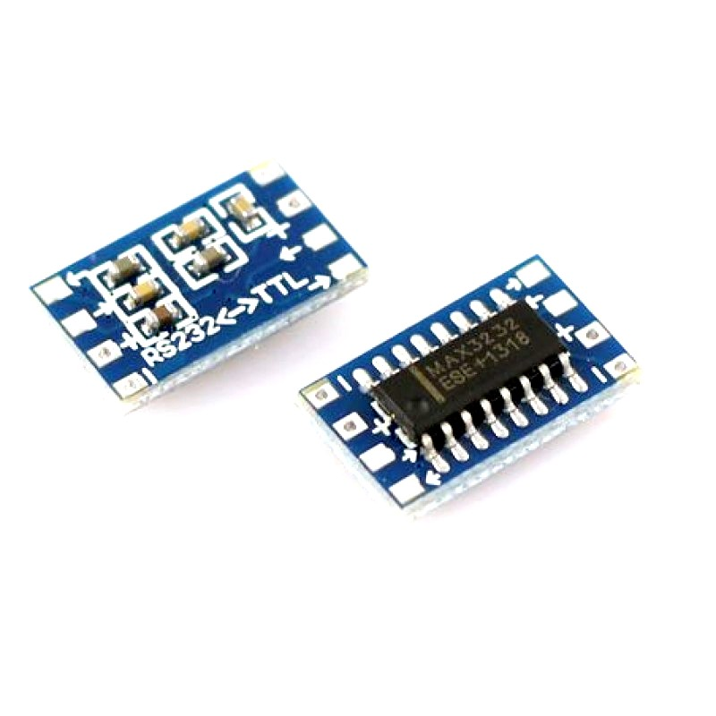 Serial Port Mini RS232 to TTL Converter Adaptor Module Board MAX3232