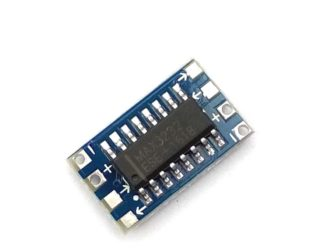 Serial Port Mini RS232 to TTL Converter Adaptor Module Board MAX3232